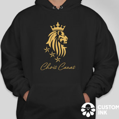 Chris Canas Lion Hoodie