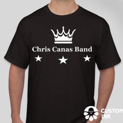 Chris Canas Band Royalty T-Shirt