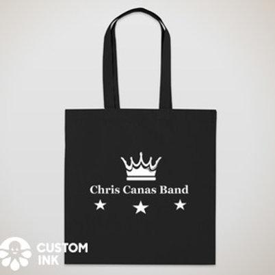 Chris Canas Band Tote Bag