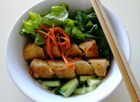 Vietnamese Salad Bowl