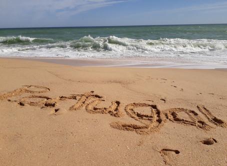 Von Strand zu Strand an der wunderschönen Algarve