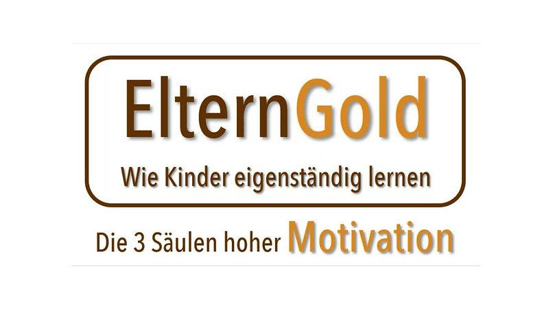 ElternGold, Motivation, Kinder eigenständig lernen