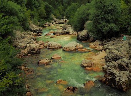 Türkisfarbene Flüsse, Drachen und ein heiliger Berg - Slowenien