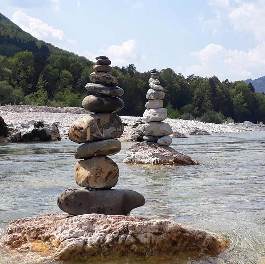 Soça, Slowenien