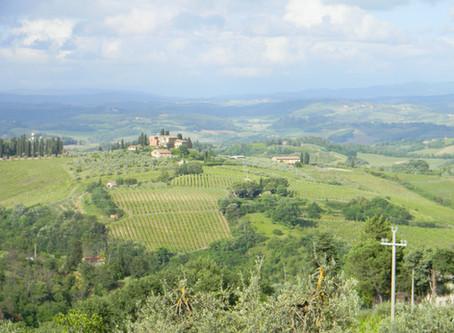 Von Etruskern, Tuff und Schwefelquellen - die südliche Toskana