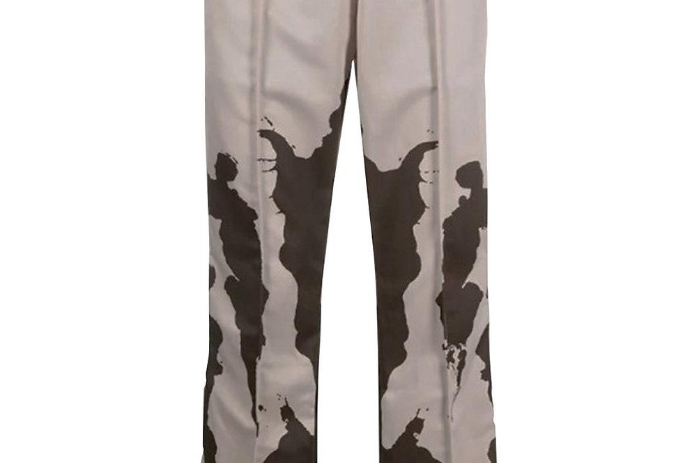 INK BLOT TRACK PANTS