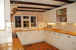 Farmhouse Fitted Kitchen