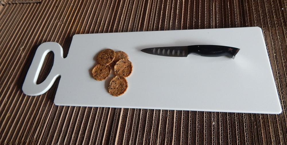 original shape plastic cutting board