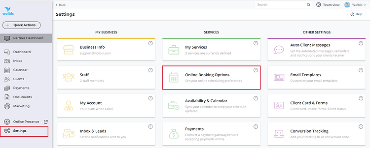 Settings-onlinebooking&options.PNG