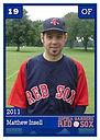 Matt Insell, Outfield