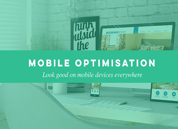 Optimise for Mobile