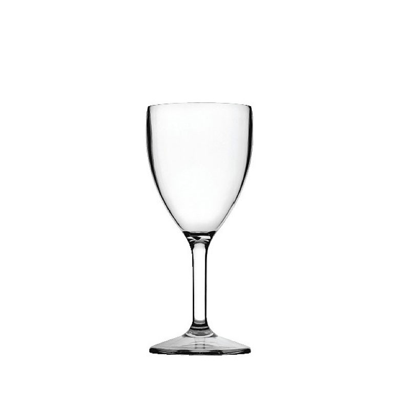Polycarbonate Wine Glass