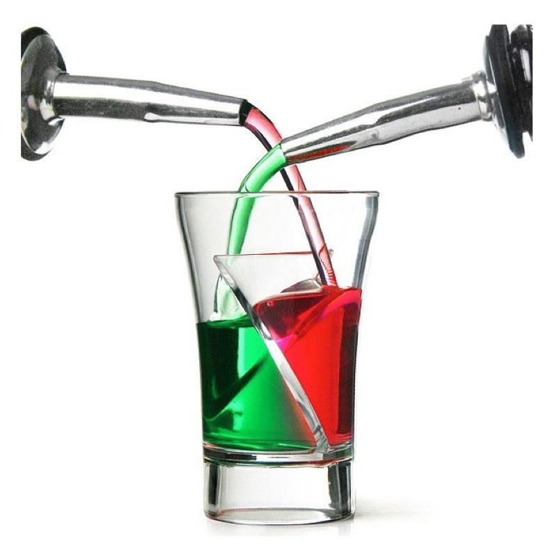 Twister Glass