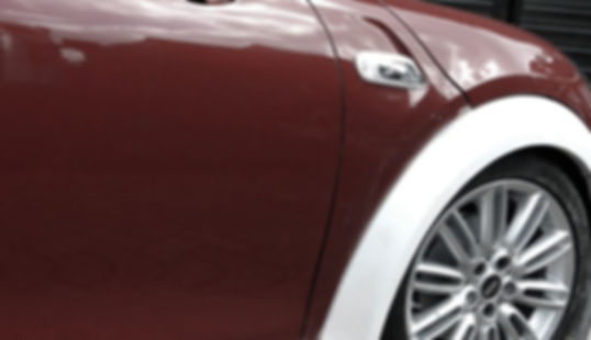Motor Sports Mini Racing Car Body Kit