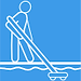pool opening and closing icon