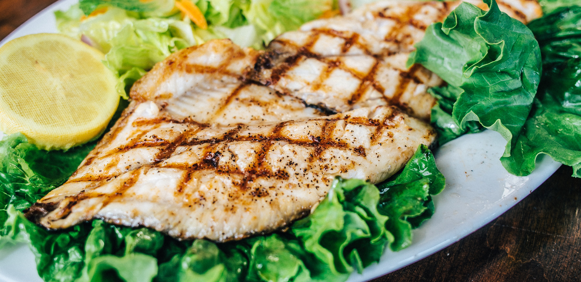 Grilled St. Peters Fish