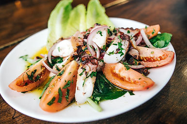 Best Grilled Octopus in Brookyn New York