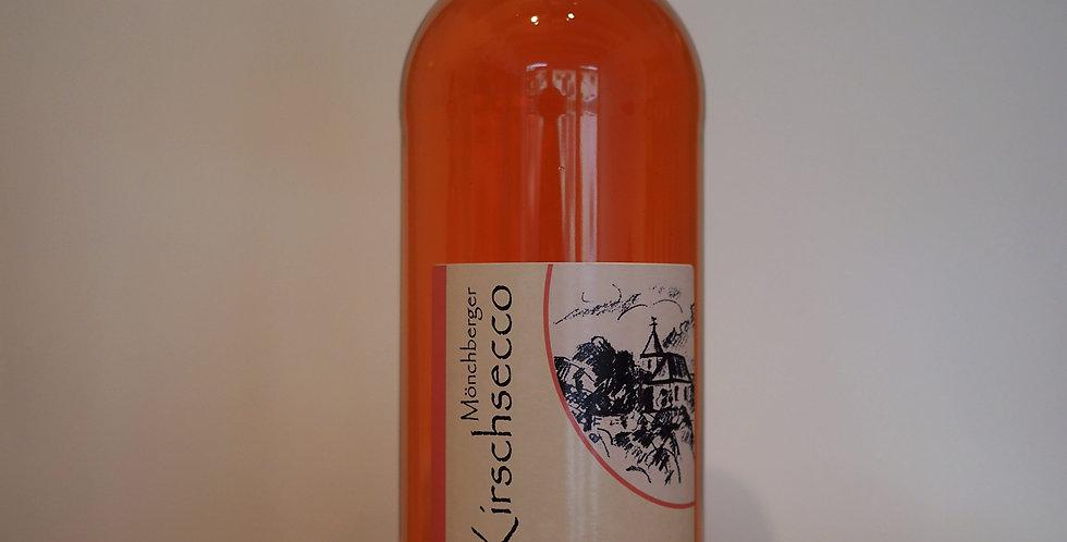 Apfel-Kirschsecco