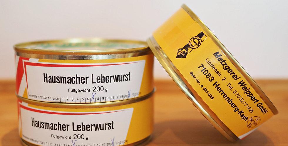 Hausmacher Leberwurst