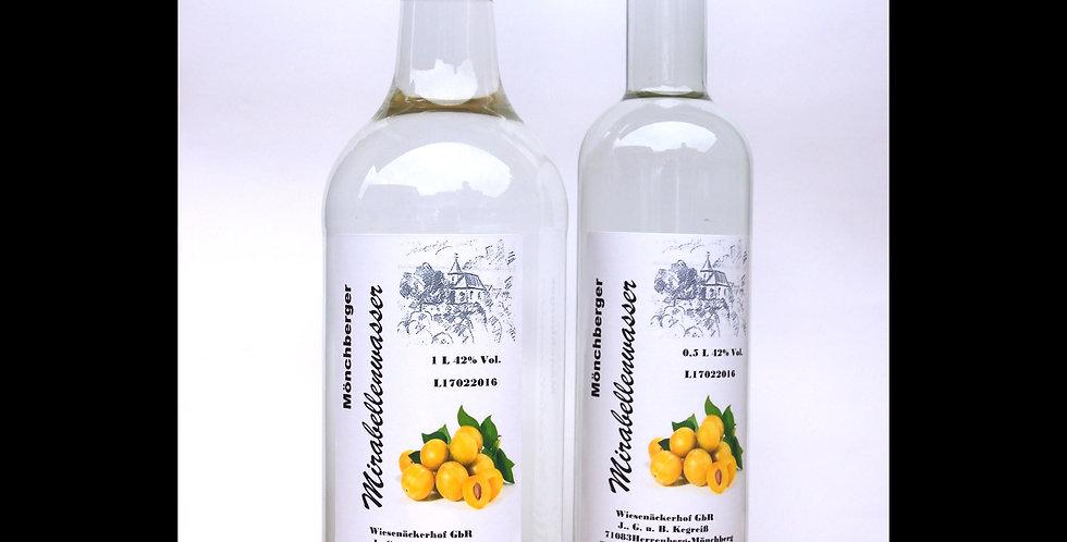Mönchberger Mirabellenwasser