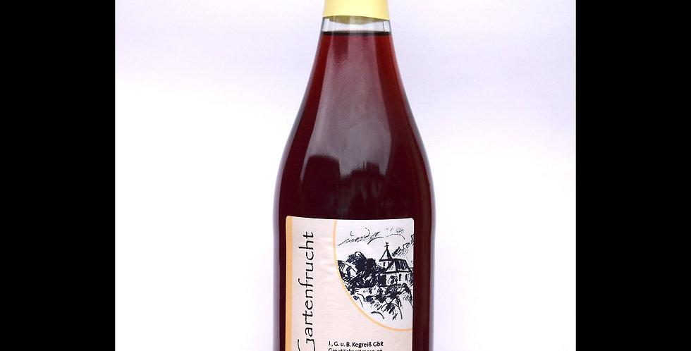 Alkoholfreier Secco (Apfel-Gartenfrucht)