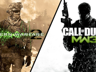 Call of Duty Modern Warfare 2 & 3 out now for Mac