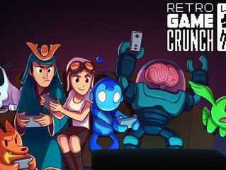 Retro Game Crunch for Mac hits Steam with 20% off!