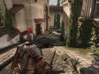 Ryse: Son of Rome - Mac & Slash