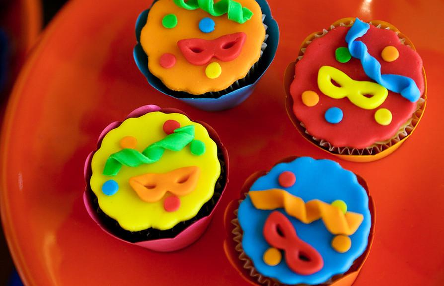 Cupcake 2D personalizado