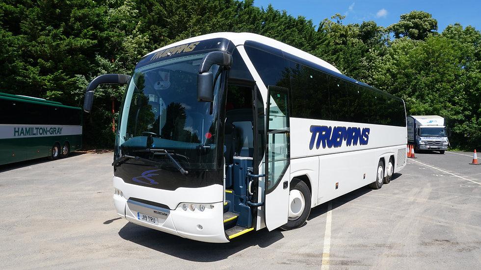 2016 Neoplan Tourliner 53 Seats