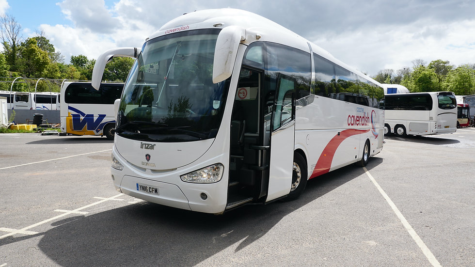 2016 Scania Irizar 16