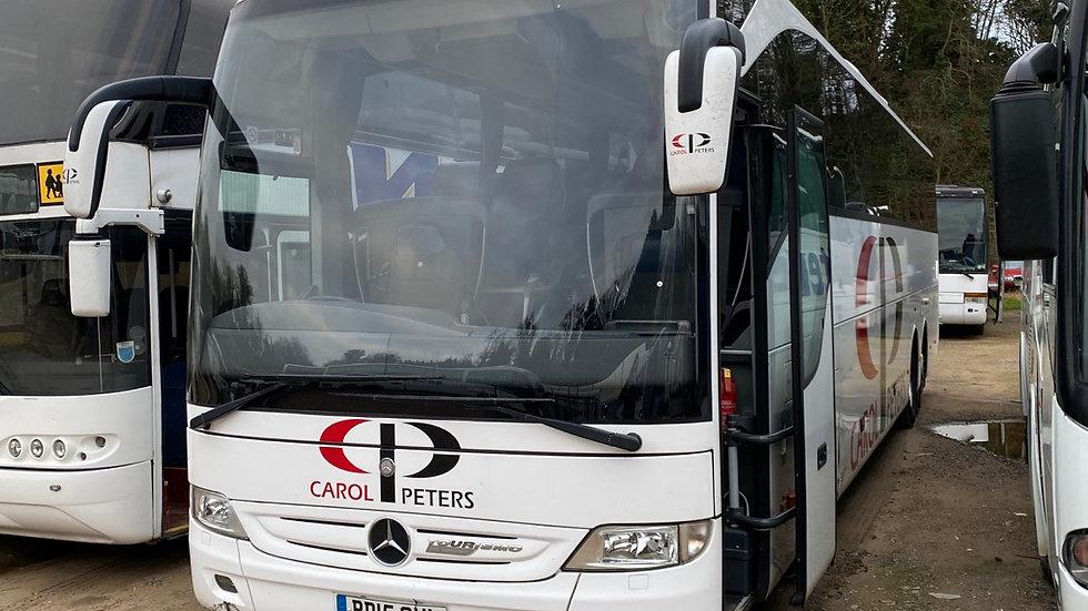 2015 Mercedes Tourismo 55 Seats