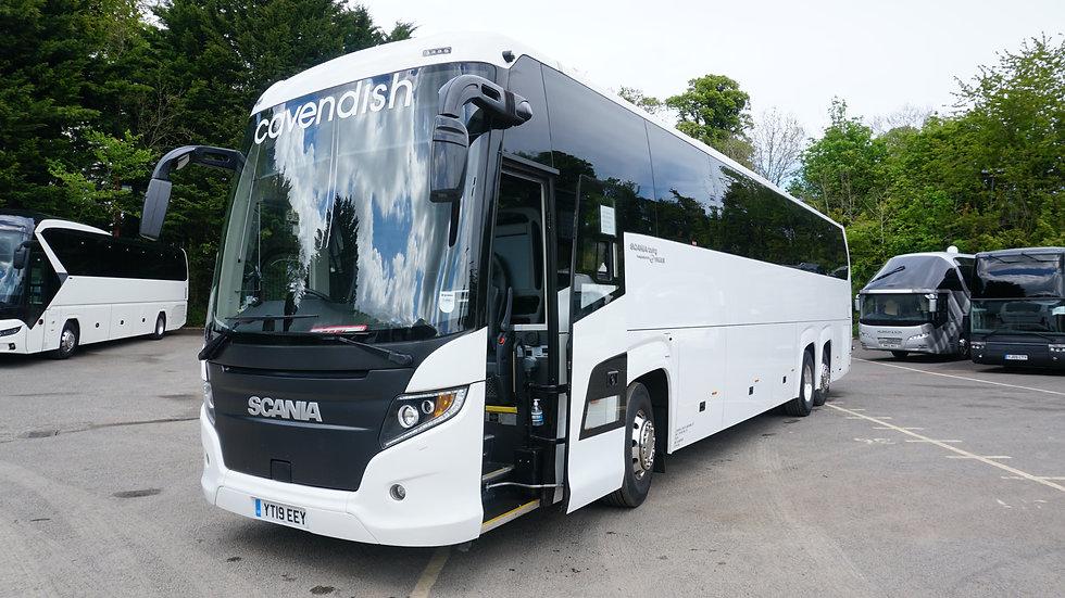 2019 Scania Touring