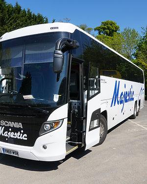 2017 Scania Touring 57 Seats