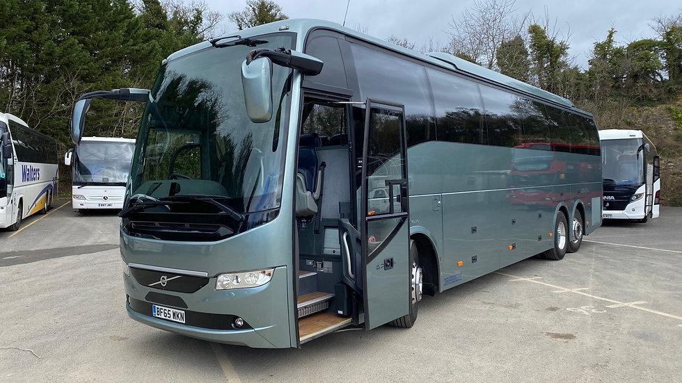 2015 Volvo 9700 Euro 6 53 Seats