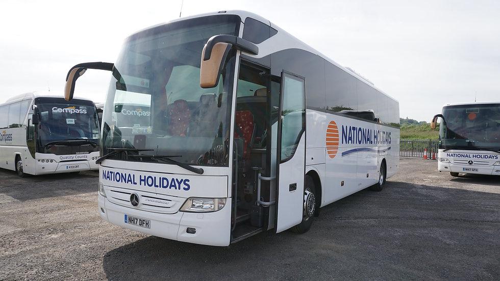 2017 Neoplan Tourismo 48 Seats