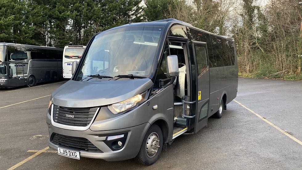 2019 Iveco Turas 700 29 Seats