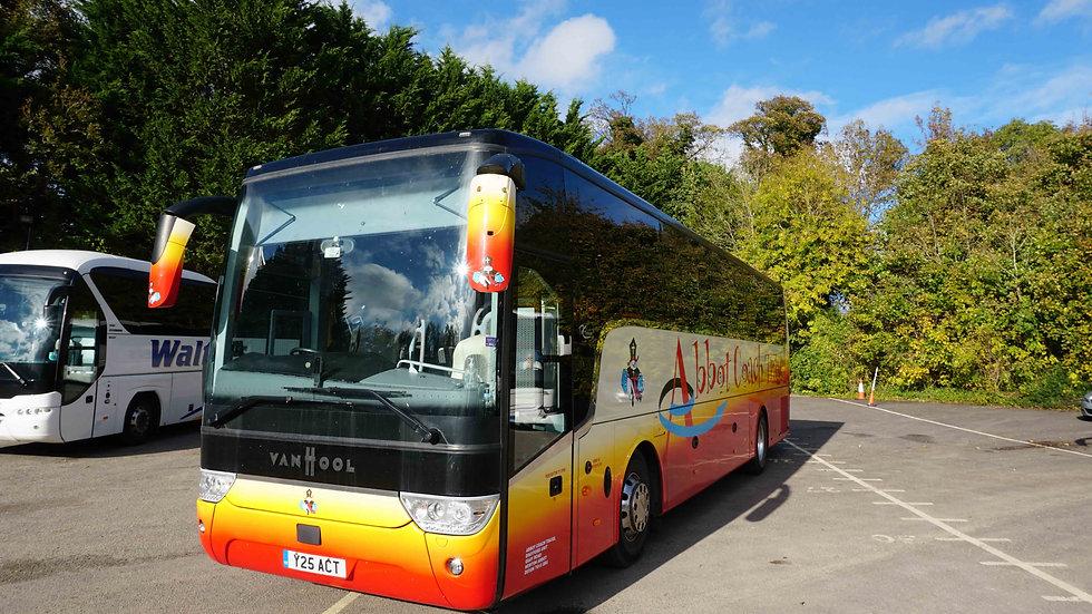 2016 Scania Vanhool 49 Seats