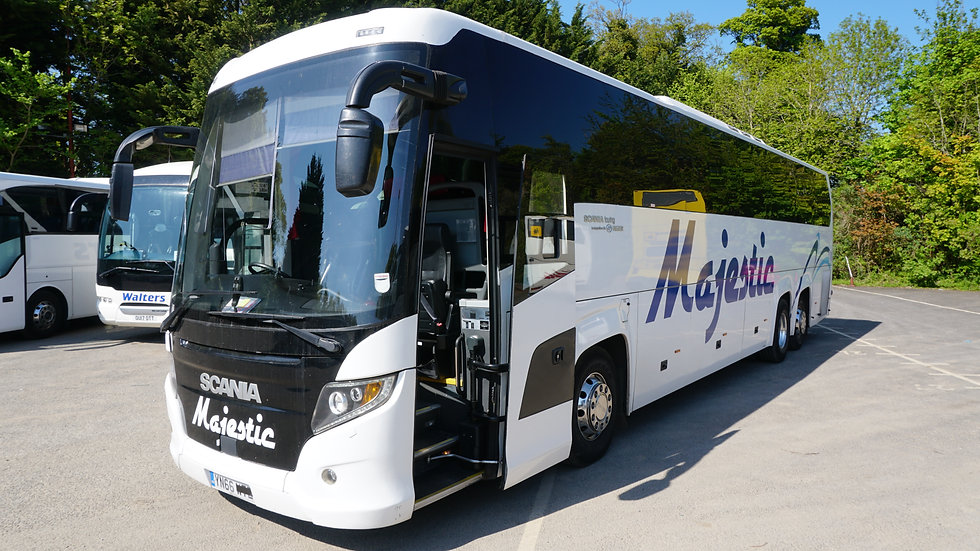 2016 Scania Touring 57 Seats