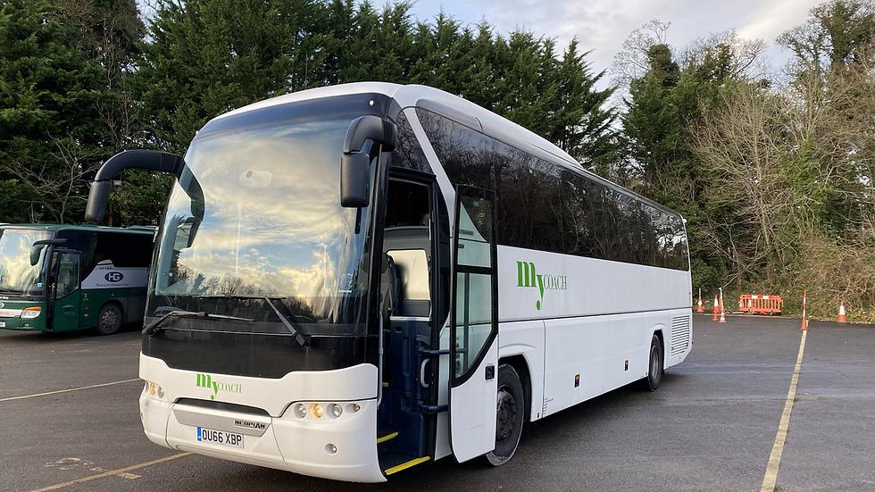 2016 Neoplan Tourliner 49 Seats