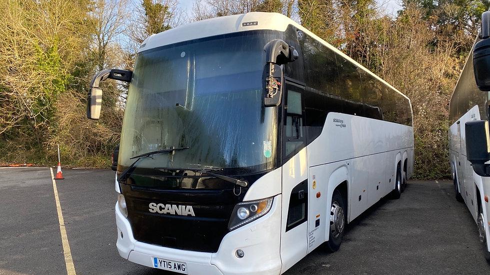 2015 Scania Touring 57 Seats