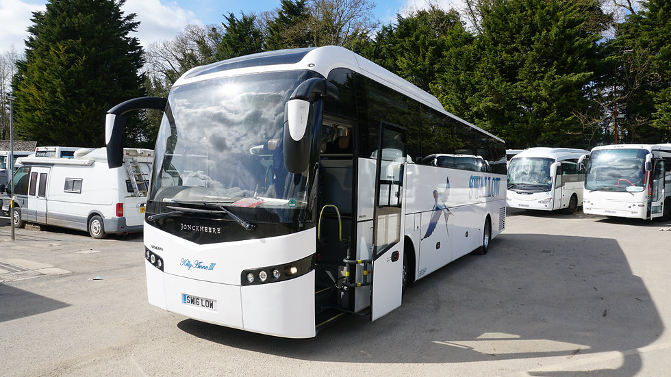 2016 Volvo Jonckeere 53 Seats