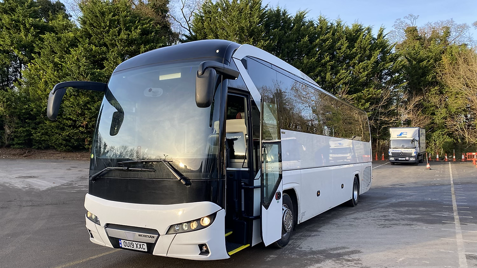 2019 Neoplan Tourliner 49 Seats