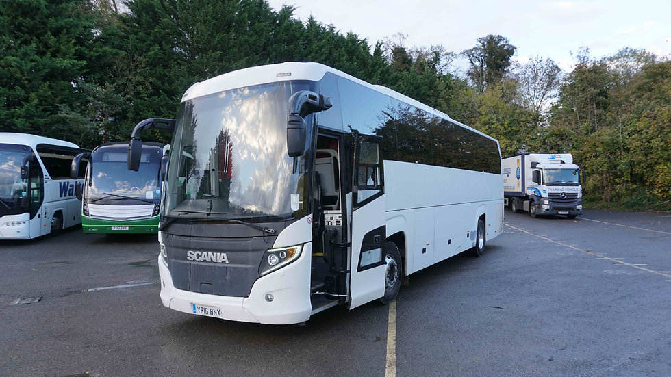 2016 Scania Touring 49 Seats