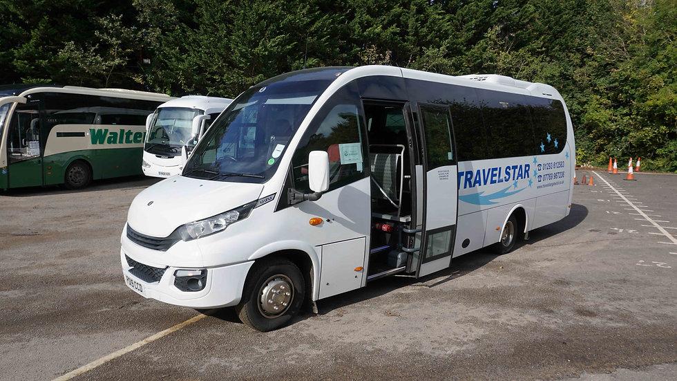 2019 Iveco Unvi 29 Seats