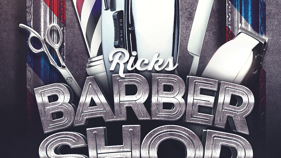 Barber Services $15 Tuesdays