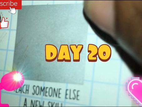Skill Day 20