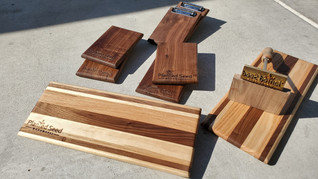 Cheeseboards and Clipboards