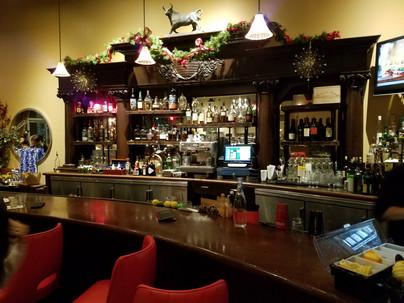 Restaurant Bar Shelves