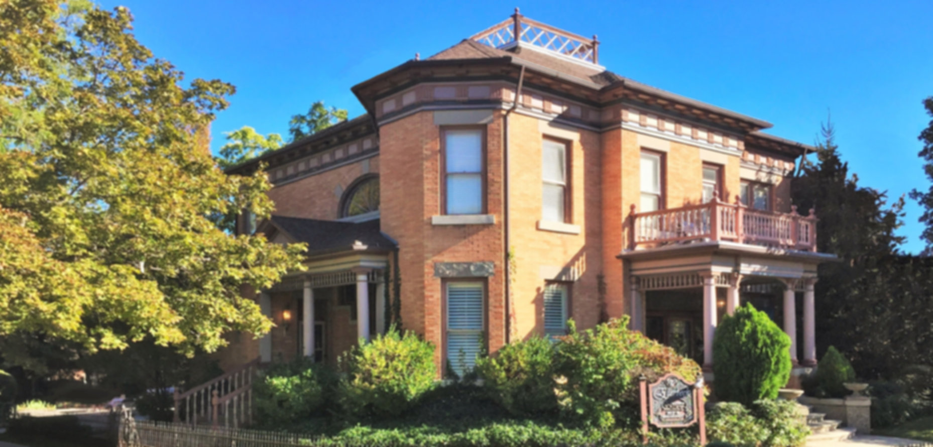 Visit the historic Ellerbeck Bed and Breakfast Salt Lake City
